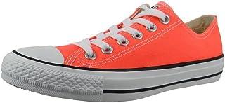 converse uomo arancione