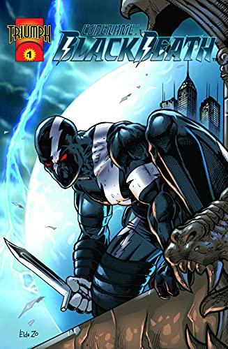 Codename: Black Death #1 (English Edition)