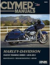 Clymer Repair Manuals for Harley-Davidson Street Glide FLHX/I 2010-2013