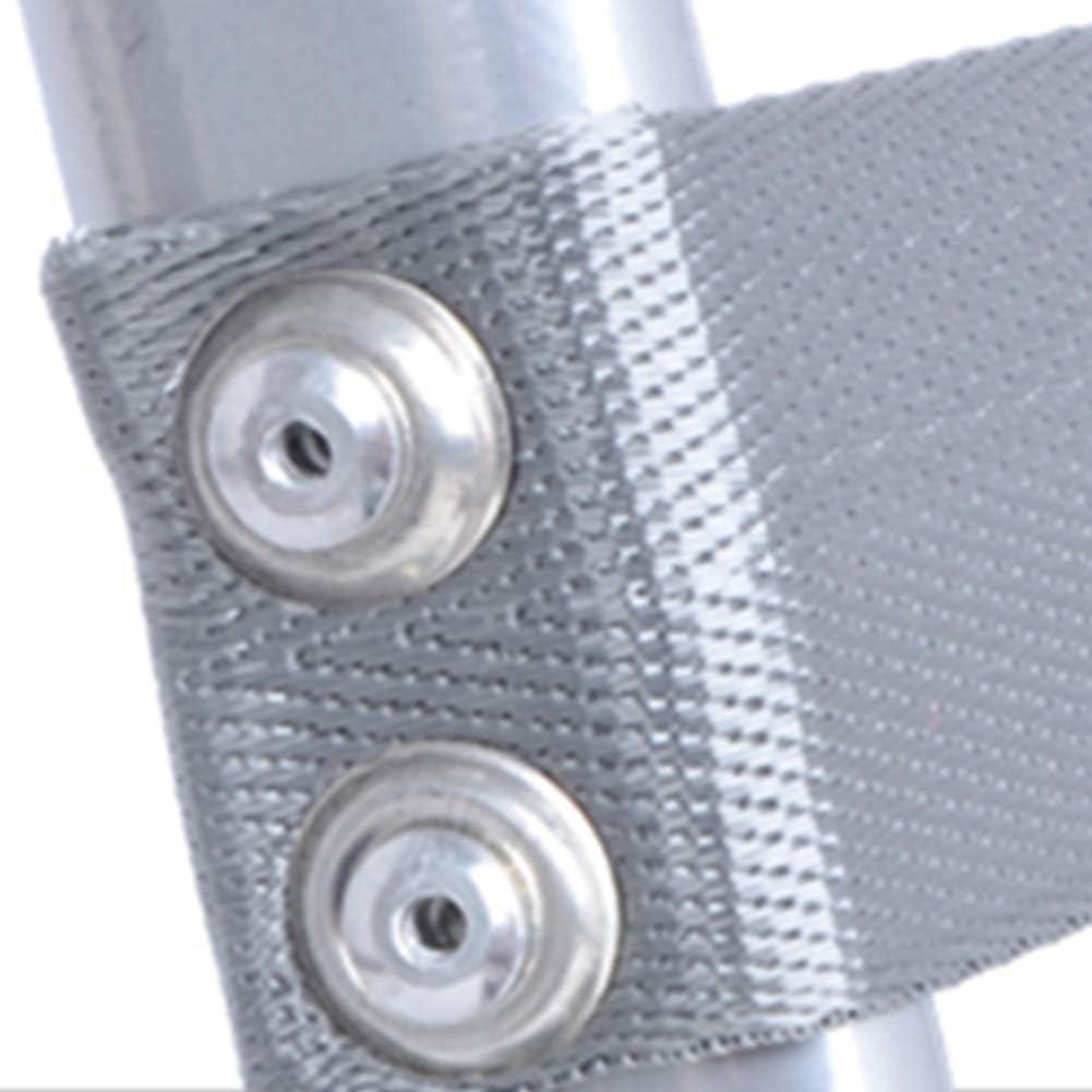 Tabouret pliable en fer pour poney - Multifonction - Capacité de charge de 20 9
