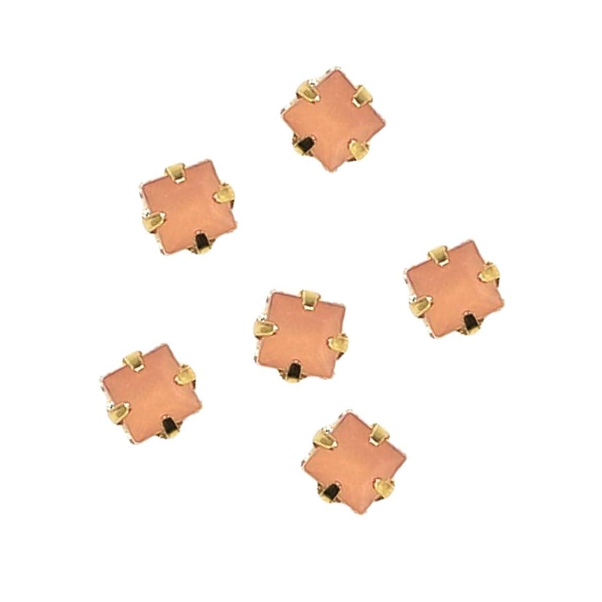マイクロ計り知れない受け皿Bonnail×MINT ONE DROP CS キューブ アプリコット