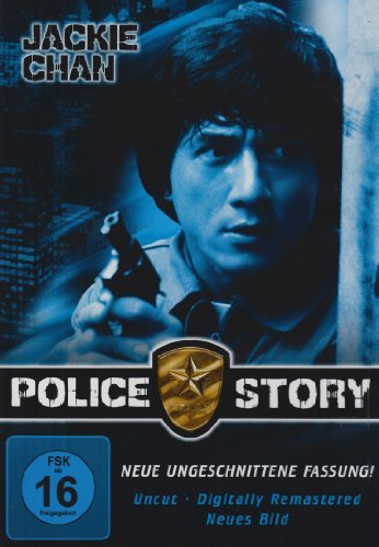 Police Story (Uncut Version) [Alemania] [DVD]