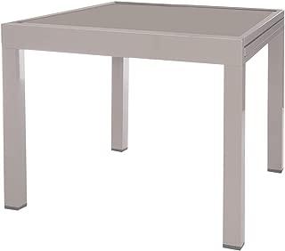 Amazon.es: mesa exterior extensible aluminio: Jardín