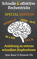 Schnelle und effektive Rechentricks Kopfrechnen Buch