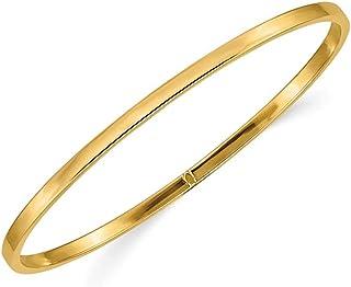bc203529b3d09 Amazon.ca: Yellow Gold - Bangle / Bracelets: Jewelry