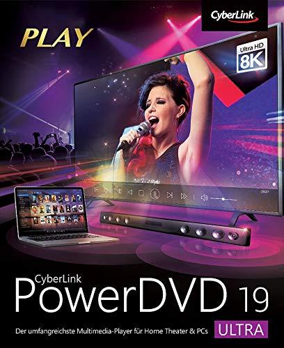 CyberLink -   PowerDVD 19 Ultra |