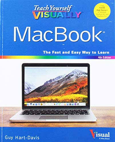 Hart-Davis, G: Teach Yourself VISUALLY MacBook