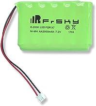 FrSky 2000mAh 7.2V NiMH AA Battery Pack for Taranis Q X7 Transmitter