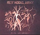 Songtexte von New Model Army - Between Dog and Wolf