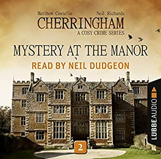 Mystery at the Manor cover art