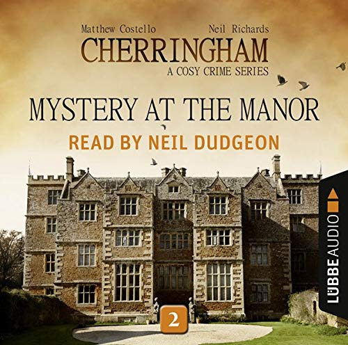 Mystery at the Manor Audiobook By Matthew Costello,                                                                                        Neil Richards cover art