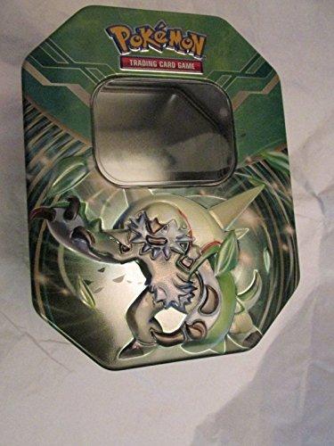 Empty Chesnaught Tin for Pokemon Tr…