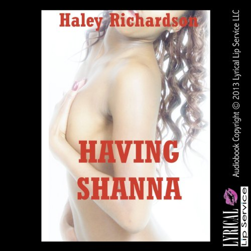Having Shanna audiobook cover art