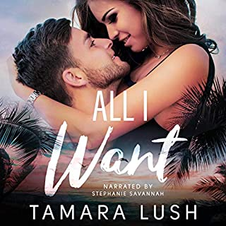 All I Want audiobook cover art