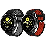 aomigell Quick Fit Bands for Samsung Active 2 Watch Band,Galaxy Watch 3 41mm,Galaxy Active 2 Watch...