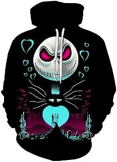 Boys Girls Hoodies Novelty 3D Printed Sweatshirts Pullover Zipper Jacket Sweater Coat