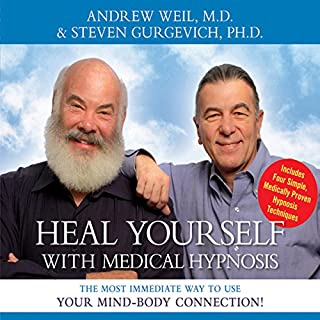 Heal Yourself with Medical Hypnosis audiobook cover art