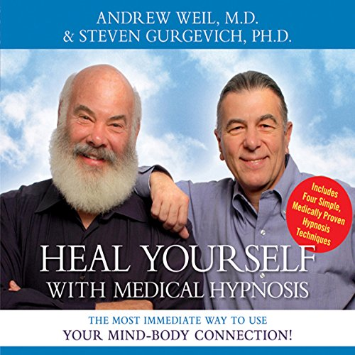 Heal Yourself with Medical Hypnosis copertina
