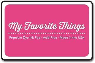 Razzle Berry Premium Dye Ink Pad