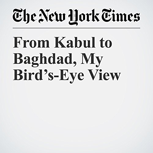From Kabul to Baghdad, My Bird's-Eye View copertina