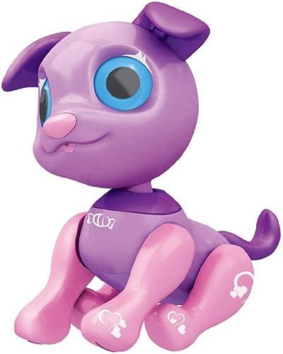 a precios asequibles MelysEU Robot Perro de Juguete,Música Comunicación Comunicación Comunicación interactiva Perro Robot,Reflexión táctil,Recargable,Control de Voz,Dale a Tus Hijos  Sin impuestos