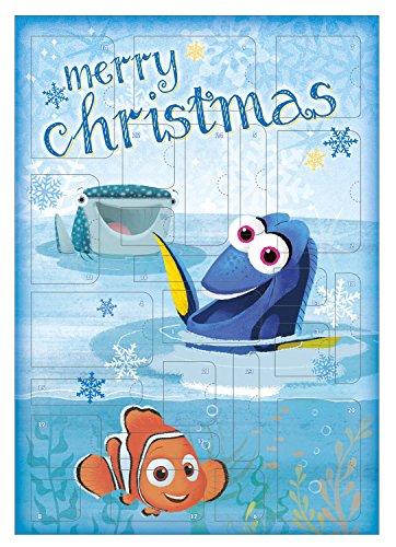 Undercover FDCW8020 - Calendario Disney Pixar Buscando a Dori, Multicolor