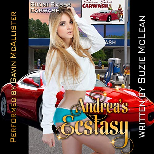 Andrea's Ecstasy audiobook cover art