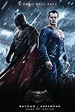 Batman v Superman/Movie Poster Movie Poster Poster Drucken