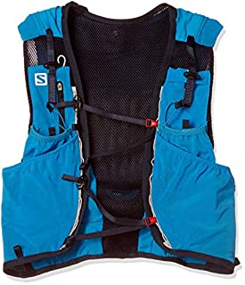 Salomon, Sac à Dos Léger d'Hydratation pour Course/Randonnée, Capacité de 12L, ADV SKIN 12SET, Bleu (Hawaiian Surf/Night Sky), Taille : XS-S, L40410400 (B07DVWZCJ6) | Amazon price tracker / tracking, Amazon price history charts, Amazon price watches, Amazon price drop alerts