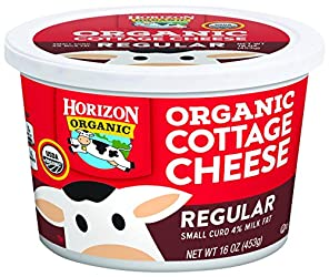 HRZN ORG COTTAGE CHEESE 16OZ