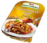Buss Currywurst-Topf mit Nudeln, 12er Pack (12 x 300 g) -