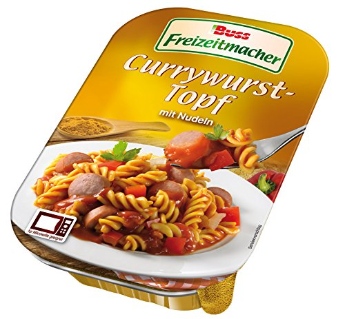 Buss Freizeitmacher - Currywurst-Topf - 300g