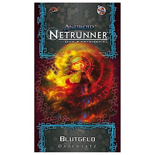 Fantasy Flight Games FFGD2527 Android Netrunner: LCG-Blutgeld