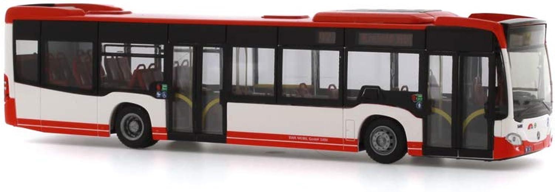 Todos los productos obtienen hasta un 34% de descuento. Rietze Rietze Rietze 69468Mercedes-Benz Citaro 12Stadtwerke KREFELD Modelo de autobús  en promociones de estadios