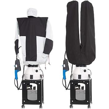 EOLO Plancha Secadora Plancha y Seca en automático Camisas Blusas Pantalones Planchado Vertical Profesional con Soporte y cepillo de vapor Refresca Ropa con Aire frío Garantía de 7 años SA19: Amazon.es: Hogar