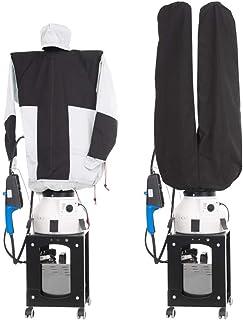 EOLO RepaSSecheur Repasse Sèche automatiquement chemises. Rafraîchir vêtements avec air froid Repassage vertical professio...