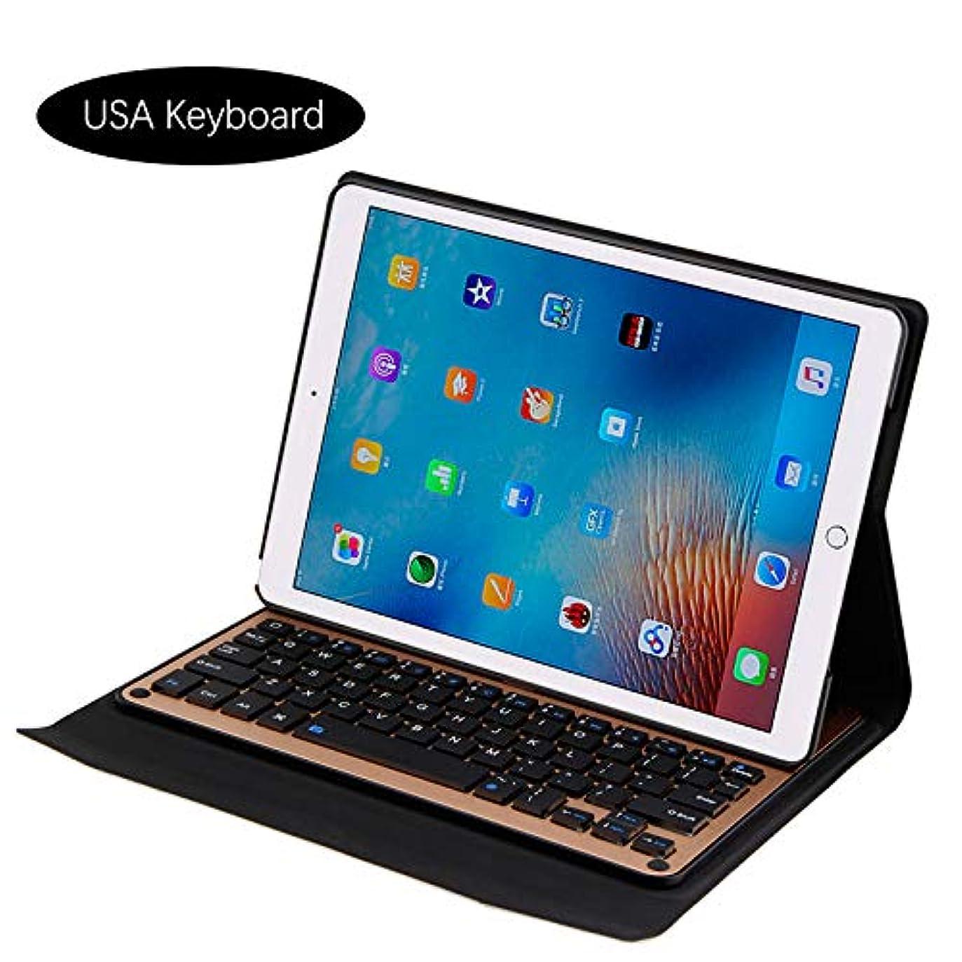 英語の授業があります素晴らしさグリーンランドiPad Pro 10.5 Inch 2017 シェル, ハイブリッド 耐衝撃性 スリム Phoebe カバー 合う スクラッチ耐性 ゴム バンパーバック and 保護 の iPad Pro 10.5 Inch 2017 -Golden