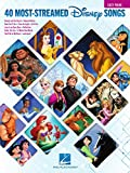 The 40 Most-Streamed Disney Songs (English Edition)