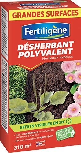Fertiligène Désherbant Polyvalent Concentré, 700 ML