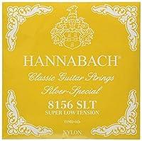 HANNABACH シルバースペシャル E8156SLT Yellow E 6弦