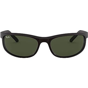 Ray-Ban Men's Rb2027 Predator 2 Rectangular Sunglasses