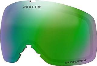 Oakley Flight Tracker XM Adult Replacement Snow Goggles - Prizm Jade Iridium/One Size