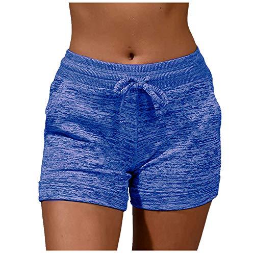 N\P Verano Mujer Pantalones Cortos Deporte Primavera Otoño