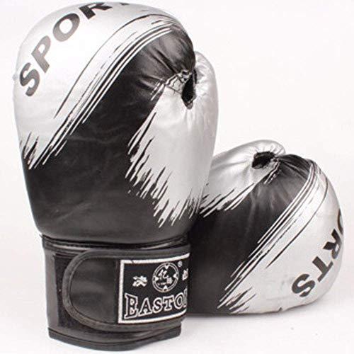 JF-XUAN. Sport Boxhandschuhe Boxen Gürtel Rot Gefütterte Handschuhe Sandbaghandschuhe Neue Boxhandschuhe Boxing Training