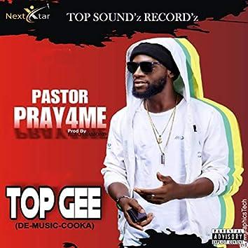 Pastor Pray for Me