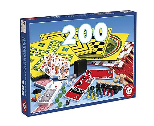 Piatnik - 6307 Spielesammlung 200