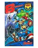 Marvel Avengers - Tarjeta de felicitación