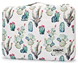 Kinmac 15 inch Cacti 360° Cushion Protective Waterproof Laptop Case Bag Sleeve with Handle for 15 inch-15.6 inch Laptop