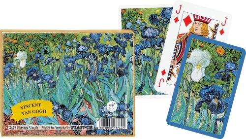 Piatnik Deutschland - Van Gogh Iris [Importato dalla Germania]