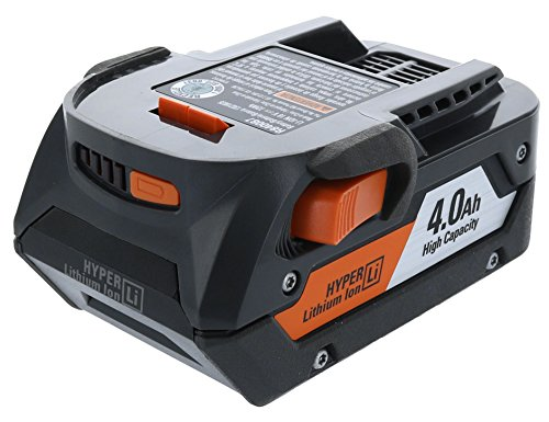 Ridgid Genuine OEM R840087 18V Hyper Lithium-Ion 4AH Single Battery